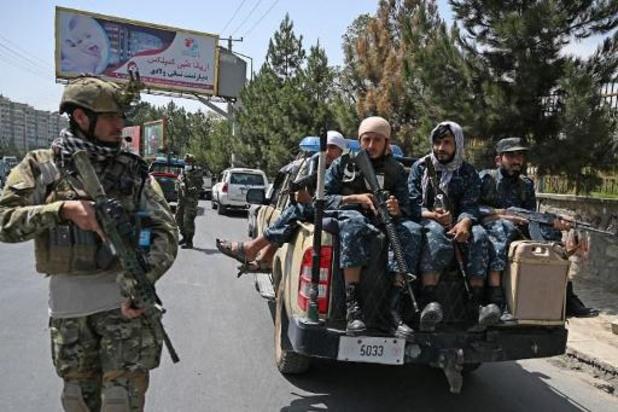 Explosies gehoord in Afghaanse hoofdstad Kaboel