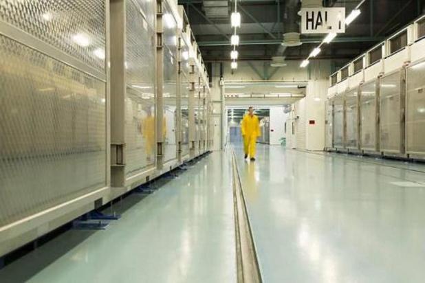 Iran start met verrijken van uranium in installatie in Fordo