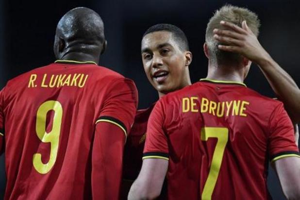 Rode Duivels kennen maandagavond tegenstanders in voorronde WK 2022