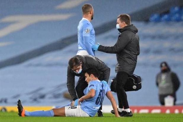 Eric Garcia (Manchester City) positif au coronavirus avant le match à Chelsea