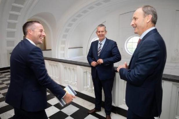 Irlande du Nord: accord à l'arraché pour le maintien d'une gouvernance partagée