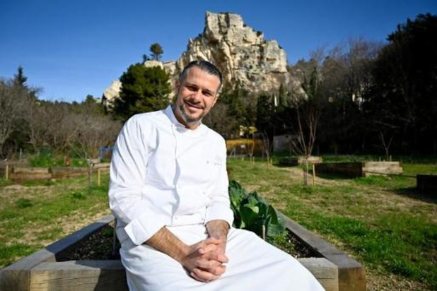 France: Glenn Viel, élu chef cuisinier de l'année par ses pairs