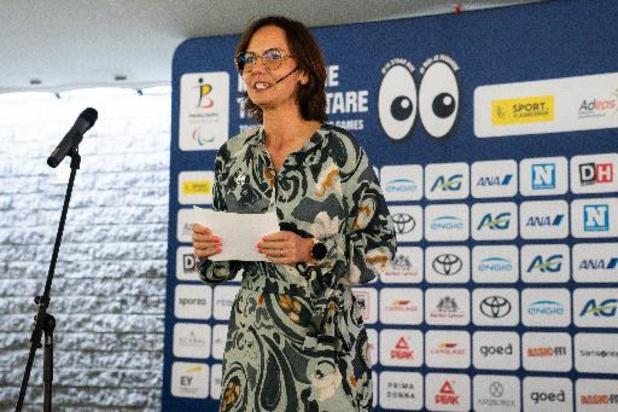 """Dominique Monami verkozen tot vicevoorzitster BOIC: """"Geweldig fier en dankbaar"""""""
