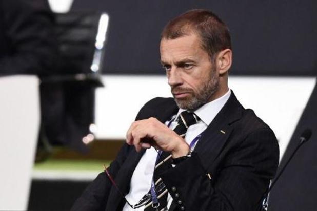 UEFA roept op om niet meer in stadions te spelen waar vrouwen niet welkom zijn