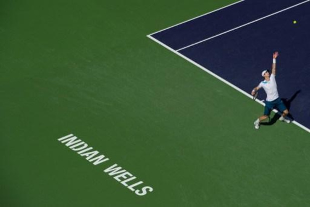 L'ATP dévoile son calendrier jusque fin mars, le Masters 1000 d'Indian Wells reporté