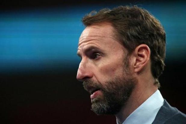 Gareth Southgate ziet in het afstoppen van Lukaku de grootste uitdaging voor zijn defensie