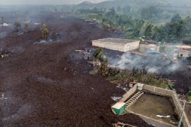Vulkaanuitbarsting Goma - Meeste doden na uitbarsting Nyiragongo door chaos tijdens vluchten