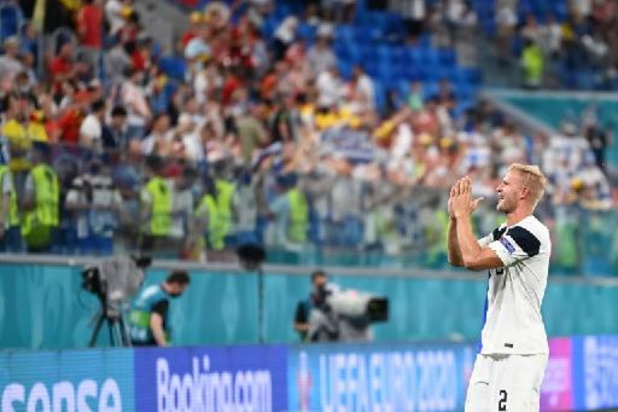 Bijna 300 coronabesmettingen bij Finse fans na duel met België in Sint-Petersburg