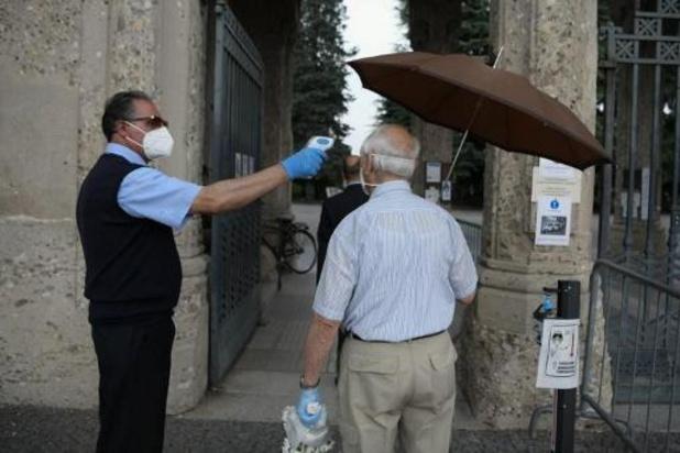 Italië bereikt nieuw coronarecord met meer dan 10.000 besmettingen op een dag