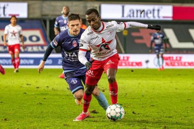 Jupiler Pro League - Troisième succès de rang pour Zulte Waregem face à Mouscron