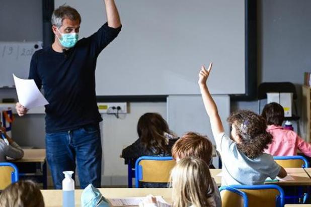L'école bruxelloise néerlandophone 'T Klavertje Vier suspend les cours sur place