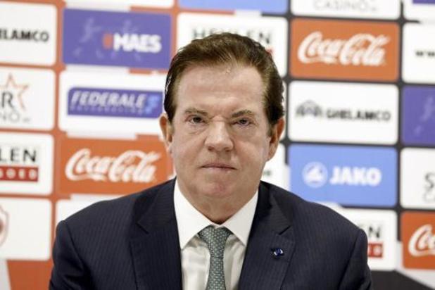 Coronavirus - Le président de l'Antwerp souhaite la poursuite du football et une place dans le Top 3