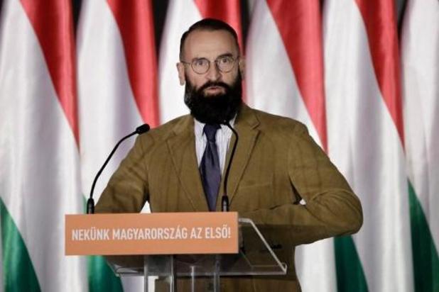 Hongaars Europarlementslid geeft aanwezigheid op Brussels 'seksfeestje' toe