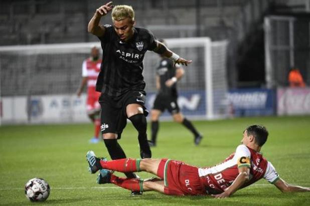 Jupiler Pro League - Toujours pas de victoire pour l'AS Eupen et Waasland-Beveren