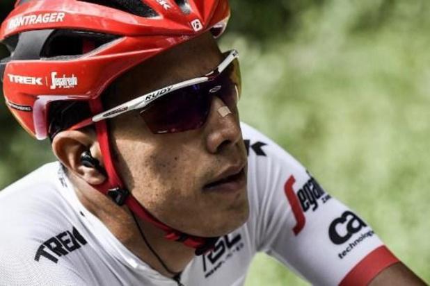 Dopingzondaar Jarlinson Pantano vier jaar geschorst