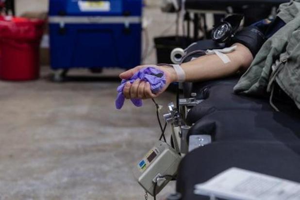 Rode Kruis zoekt dringend negatieve bloedgroepen
