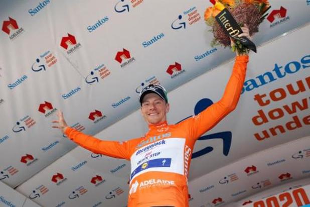 Tour Down Under: débuts réussis pour Sam Bennett chez Deceuninck-Quick Step