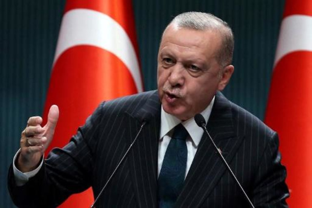 """Turkse president Erdogan waarschuwt Athene voor """"ruïnering"""""""