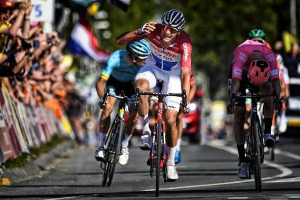 L'Amstel Gold Race est annulée après les nouvelles mesures prises aux Pays-Bas