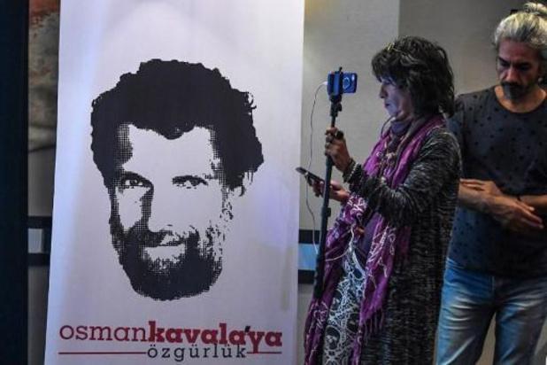 """Turquie: prison à vie """"aggravée"""" requise contre Osman Kavala"""