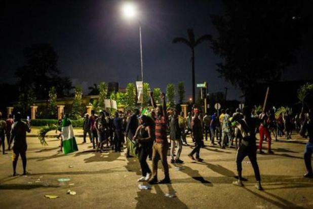 Doden gevallen bij protesten tegen politiegeweld in Lagos