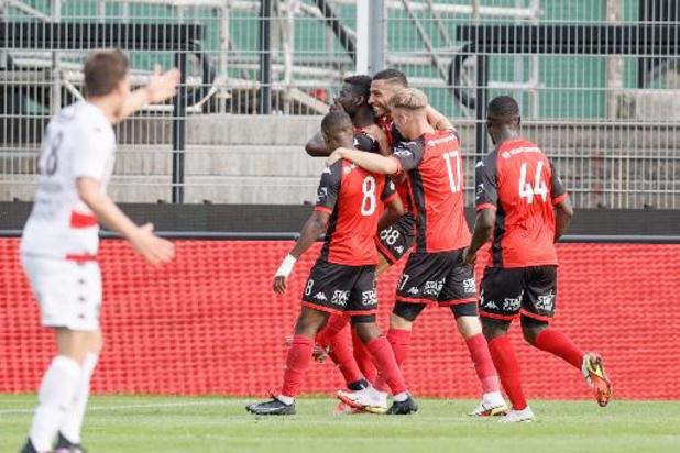 Jupiler Pro League - Seraing zet achterstand tegen Cercle Brugge om in 2-1 overwinning