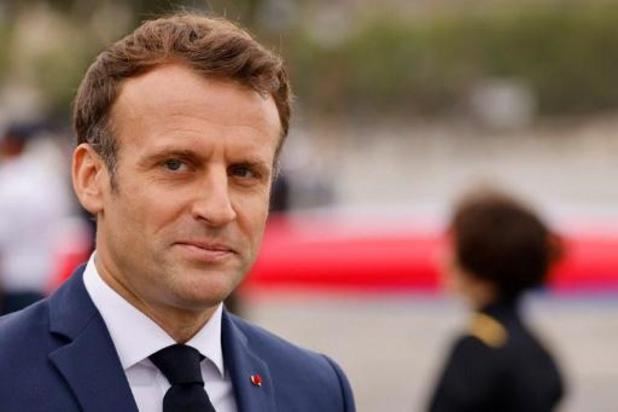 """Frankrijk solidair met België in deze """"beproeving"""""""