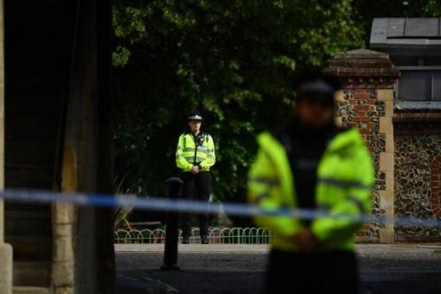 Britse politie: steekpartij in Reading terreurdaad