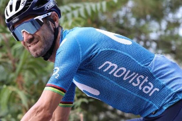 GP Miguel Indurain - Alejandro Valverde soulève les bras après 582 jours d'attente
