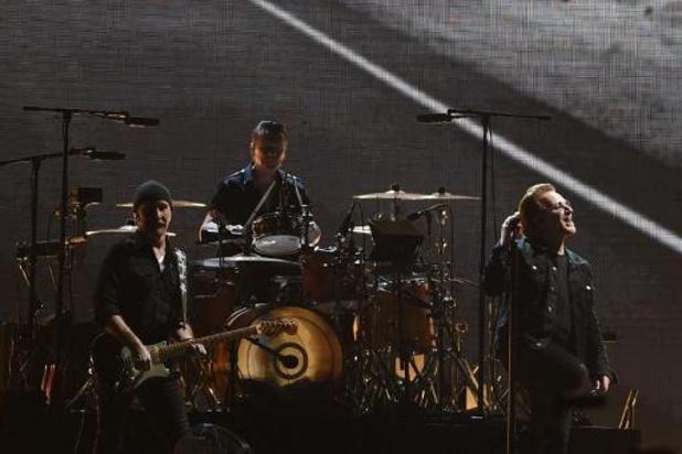 Coronavirus - Le groupe U2 offre 10 millions d'euros dans la lutte contre le virus