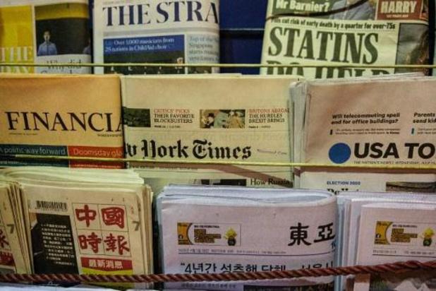 New York Times: pour la première fois plus de revenus digitaux