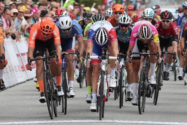 Ath n'accueillera pas l'arrivée de la première étape du Tour de Wallonie