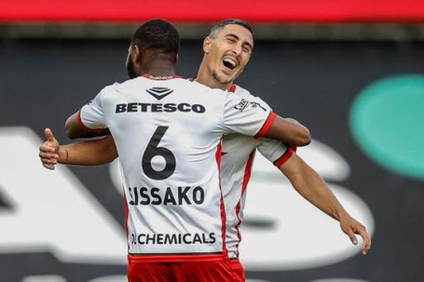 Jupiler Pro League - Zulte Waregem herpakt zich met 4-1 winst tegen Waasland-Beveren