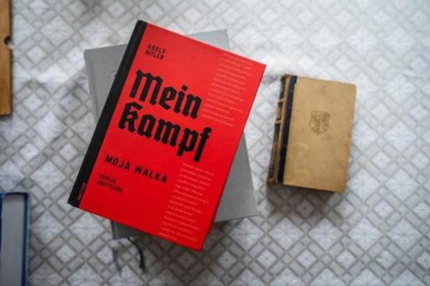 """Une édition critique de """"Mein Kampf"""" bientôt en librairie"""