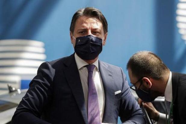 Le gouvernement italien prolonge l'état d'urgence jusqu'au 15 octobre
