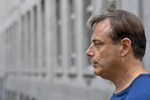 Bart De Wever annonce la plus grande action de sécurité à Anvers de ces 20 dernières années
