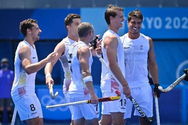 OS 2020 - Red Lions beginnen met verdiende zege tegen Nederland