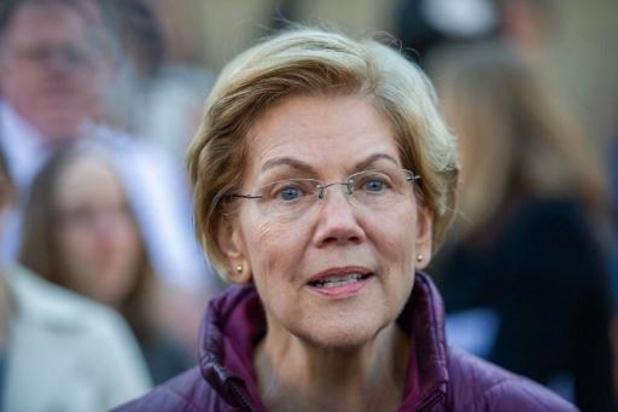 Ook linkse Warren steunt Biden nu bij kandidatuur Democraten