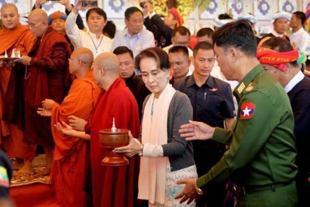 Rohingyas: Aung San Suu Kyi va défendre la Birmanie devant l'ONU