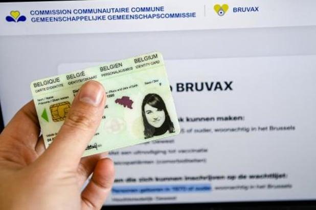 Vaccination: coup de pouce afin de s'inscrire sur Bruvax dans six communes bruxelloises