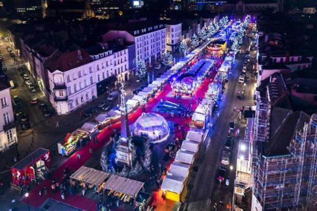 Dit jaar geen kerstmarkten in België