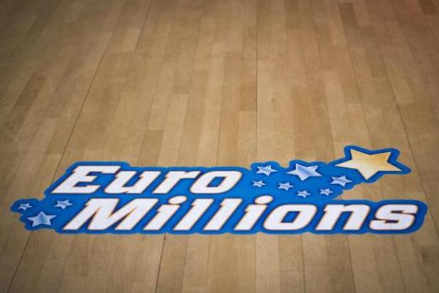 Un Belge remporte plus de 5 millions d'euros à l'EuroMillions