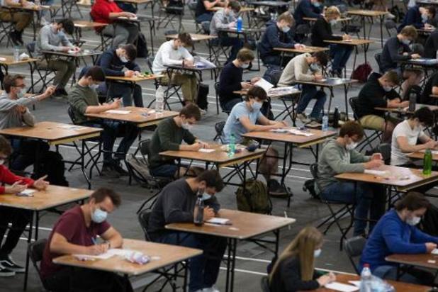Vlotte eerste examendag UGent in Flanders Expo