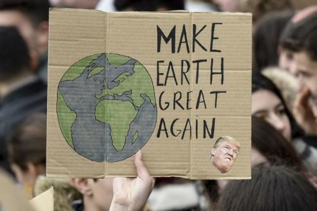 """Les objectifs climatiques mondiaux pour 2050 """"difficilement atteignables"""""""