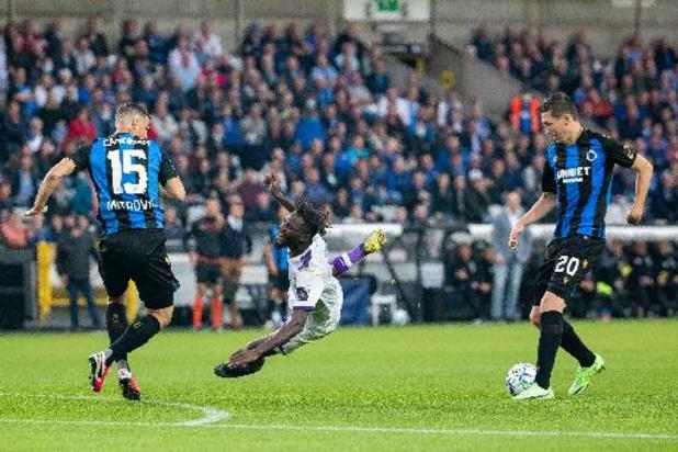 Jupiler Pro League - Club Brugge wint met 3-2 van stug Beerschot