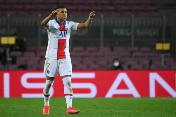 Champions League - PSG met anderhalf been in kwartfinale na ruime zege bij Barcelona, Liverpool klopt Leipzig