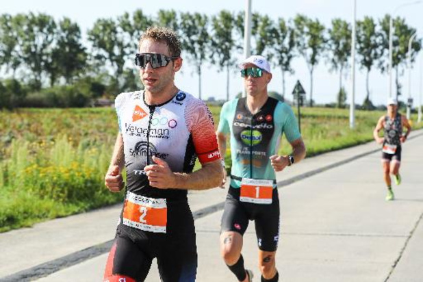 Bart Aernouts wint Ironman 70.3 Florida in Haines City