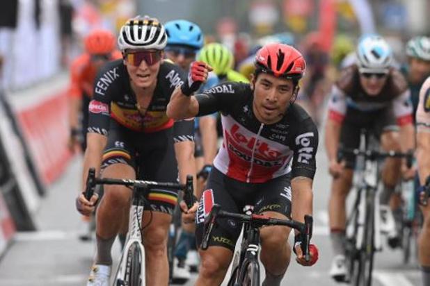 Tour de Wallonie: Caleb Ewan enlève la 1e étape