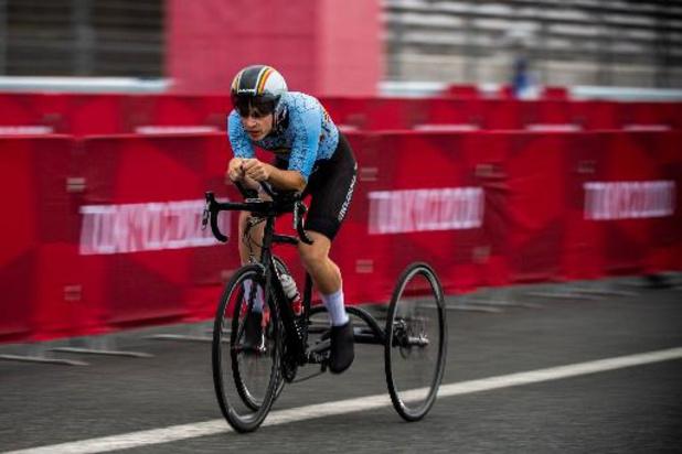 Tim Celen verovert tweede medaille op de Paralympische Spelen