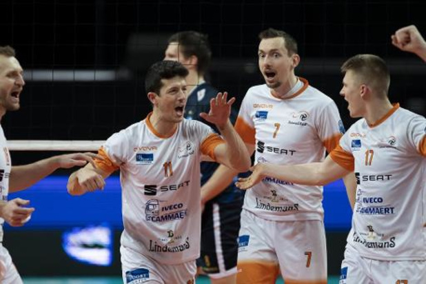 Euromillions Volley League - Alost dispose facilement de Waremme dans le Challenge Final Four